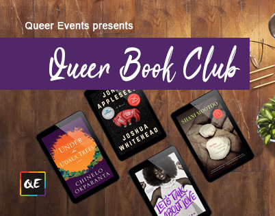 Queer Events - Presents Queer Book Club