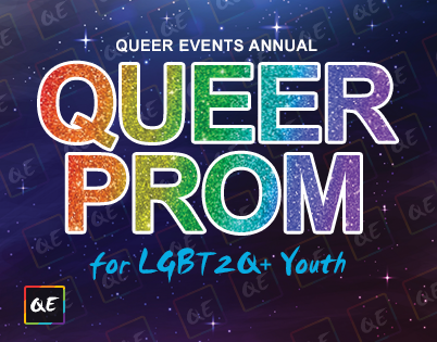 Queer Events - Presents Queer Prom For Youth 2019