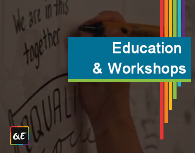 education and workshops