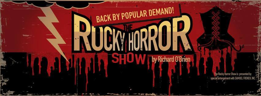 QueerEvents.ca - The Rocky Horror Picture Show - event banner