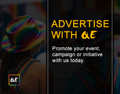 QueerEvents - Advertise with QE