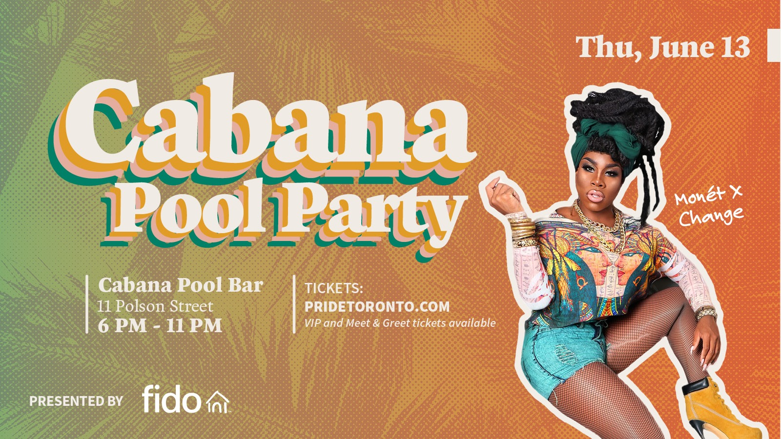 Pride Cabana Pool Party 2019 | QueerEvents ca