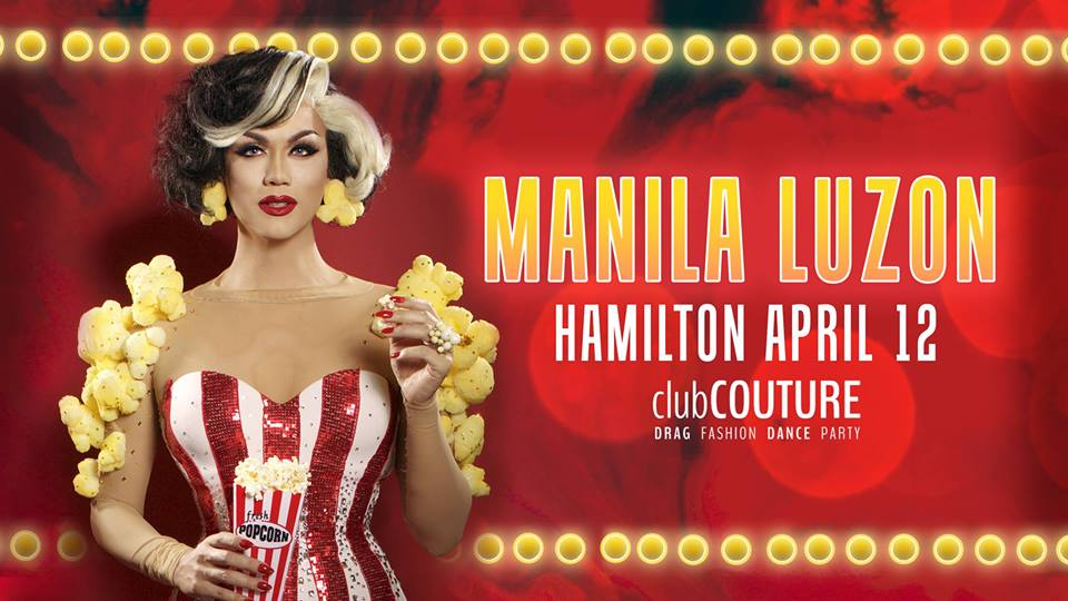 QueerEvents.ca - Hamilton event listing - Manila Luzon
