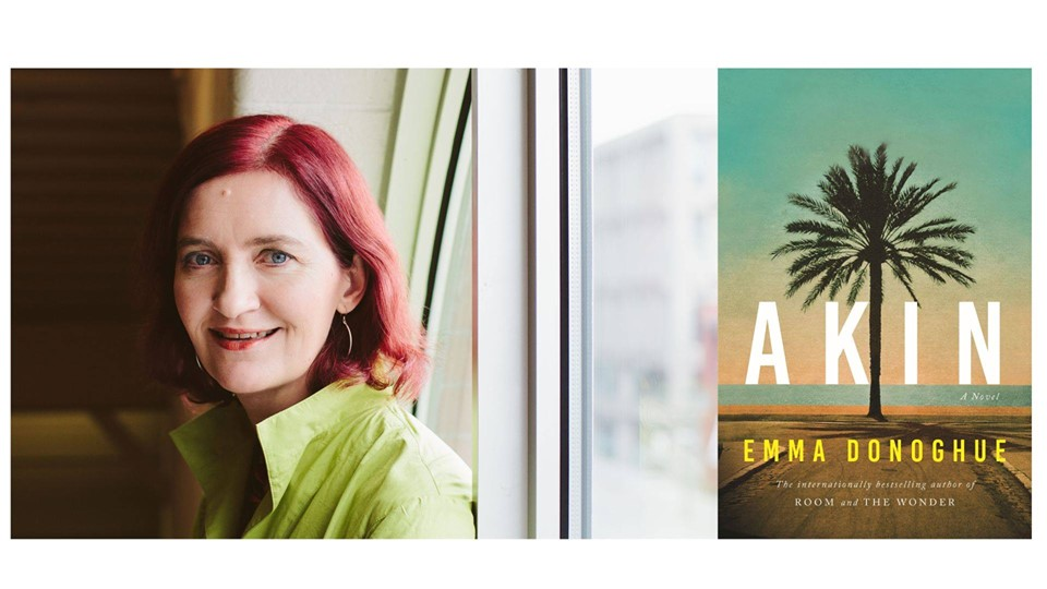 QueerEvents.ca - London event listing - Emma Donoghue Speaking with friends event