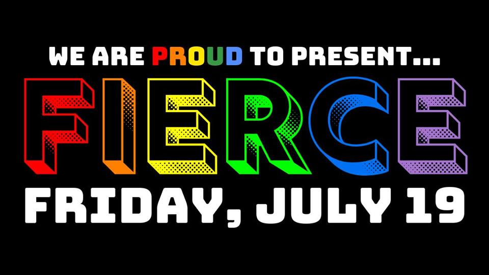 QueerEvents.ca - Guelph event listing - Fierce! Monthly Dance Party