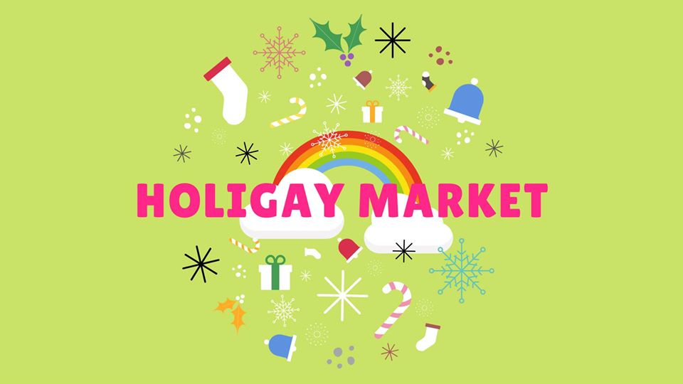 QueerEvents.ca - Waterloo Region Event lIsting - Holigay Market 2019