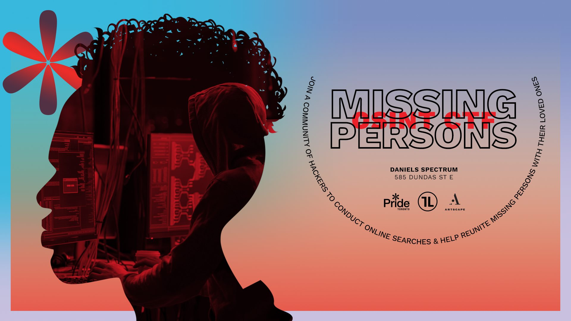 QueerEvents.ca - Toronto event listing - Pride Toronto - Missing Persons event listing