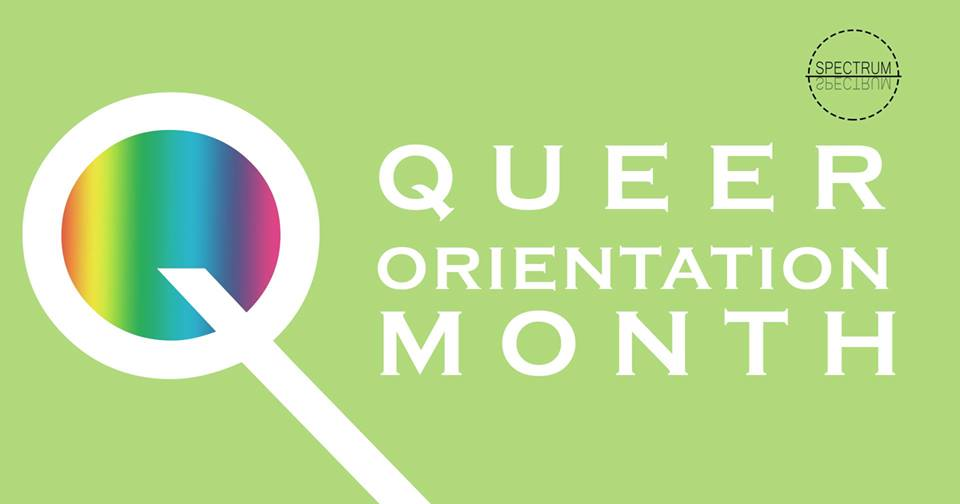 QueerEvents.ca - Fesitval Listing - Queer Orientation Month