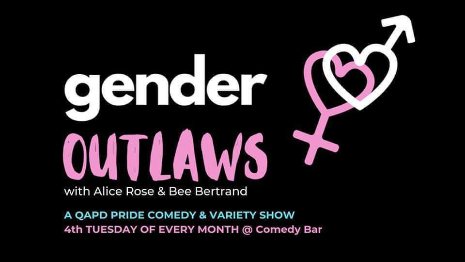 QueerEvents.ca - Toronto event listing - QAPD - Gender Outlaws
