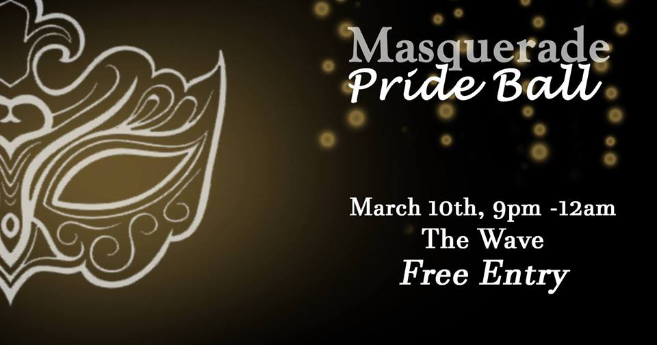 QueerEvents.ca - Pride Ball 2018 - event banner