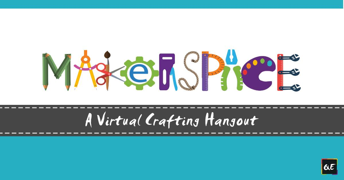 queerevents.ca - queer virtual event - crafting hanout banner