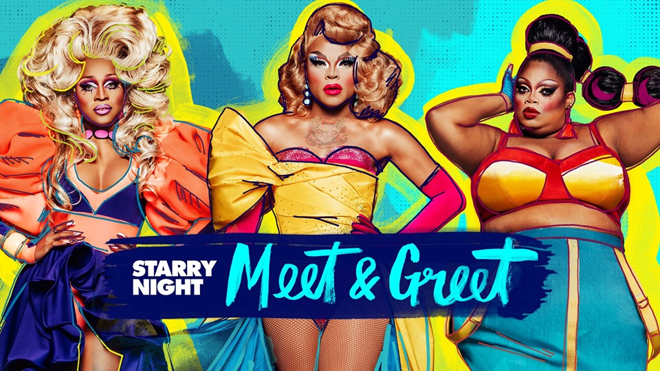 QueerEvents.ca - Toronto event listing - Starry Night Meet and Greet