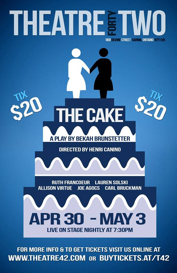 QueereEvents.ca - Sarnia - The Cake