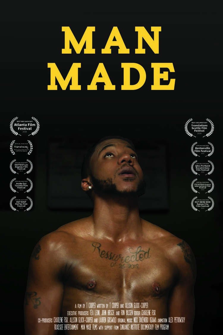 QueerEvents.ca - event listing - man made film poster