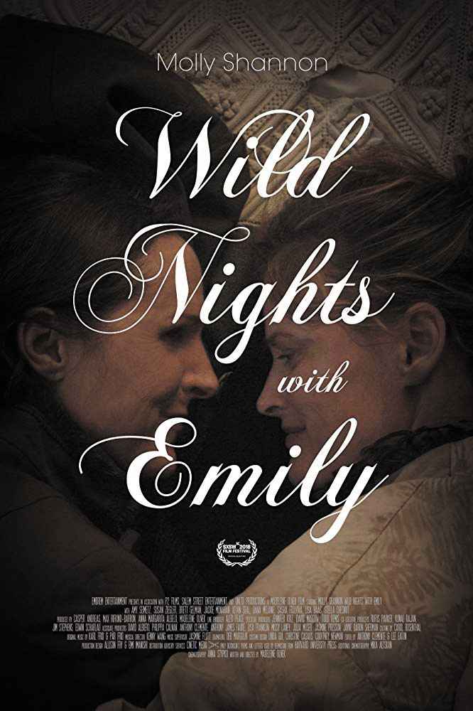 QueerEvents.ca - Film Listing - Wild Nights with Emily