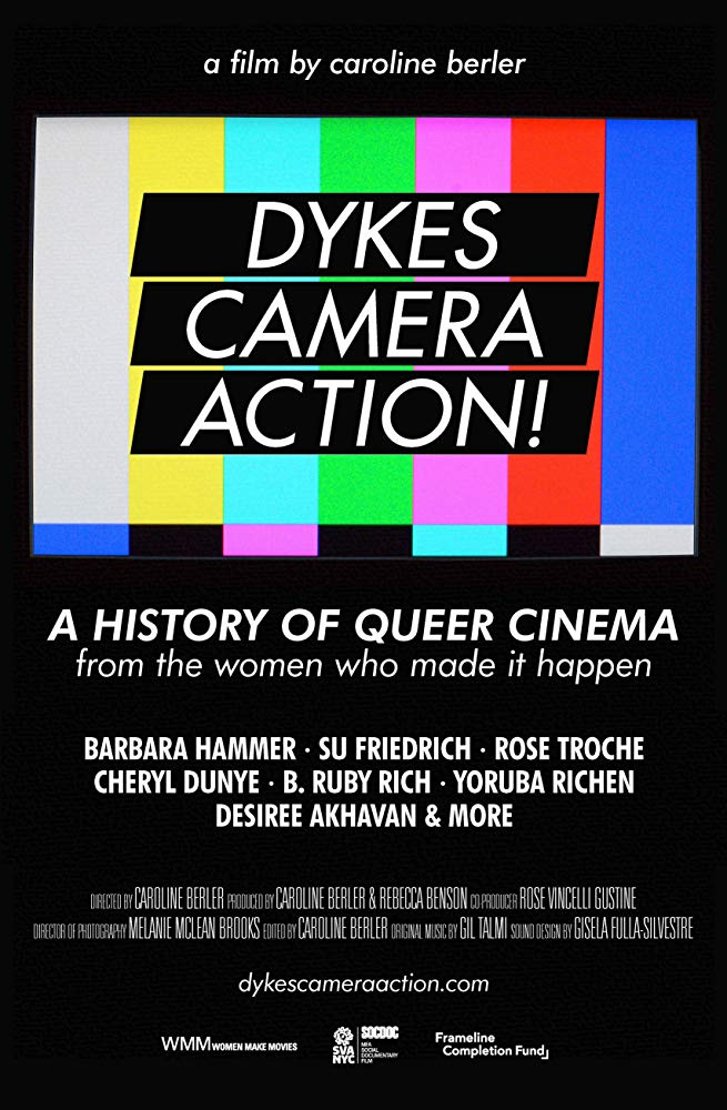 QueereEvents.ca - Film-Dykes-Camera-Action