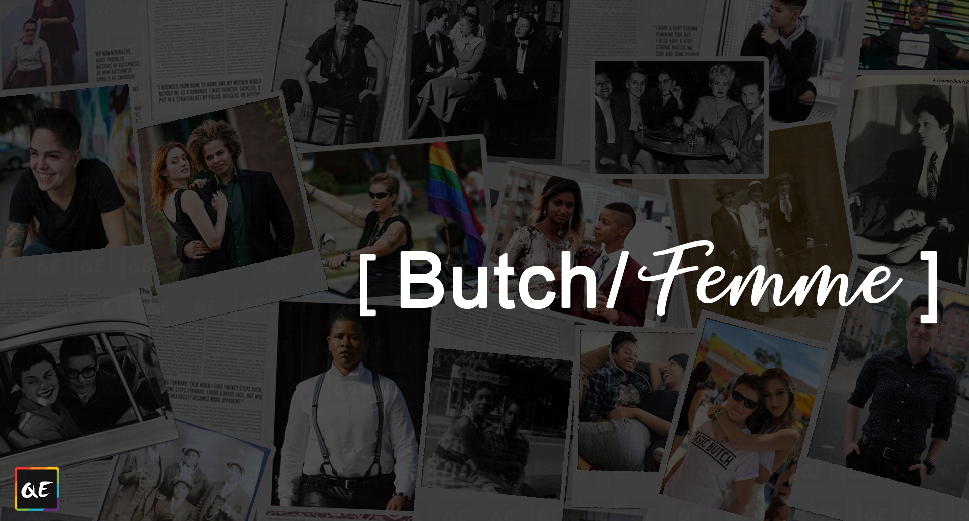 QueerEvents.ca - Queer Culture - lesbian subculture butch femme
