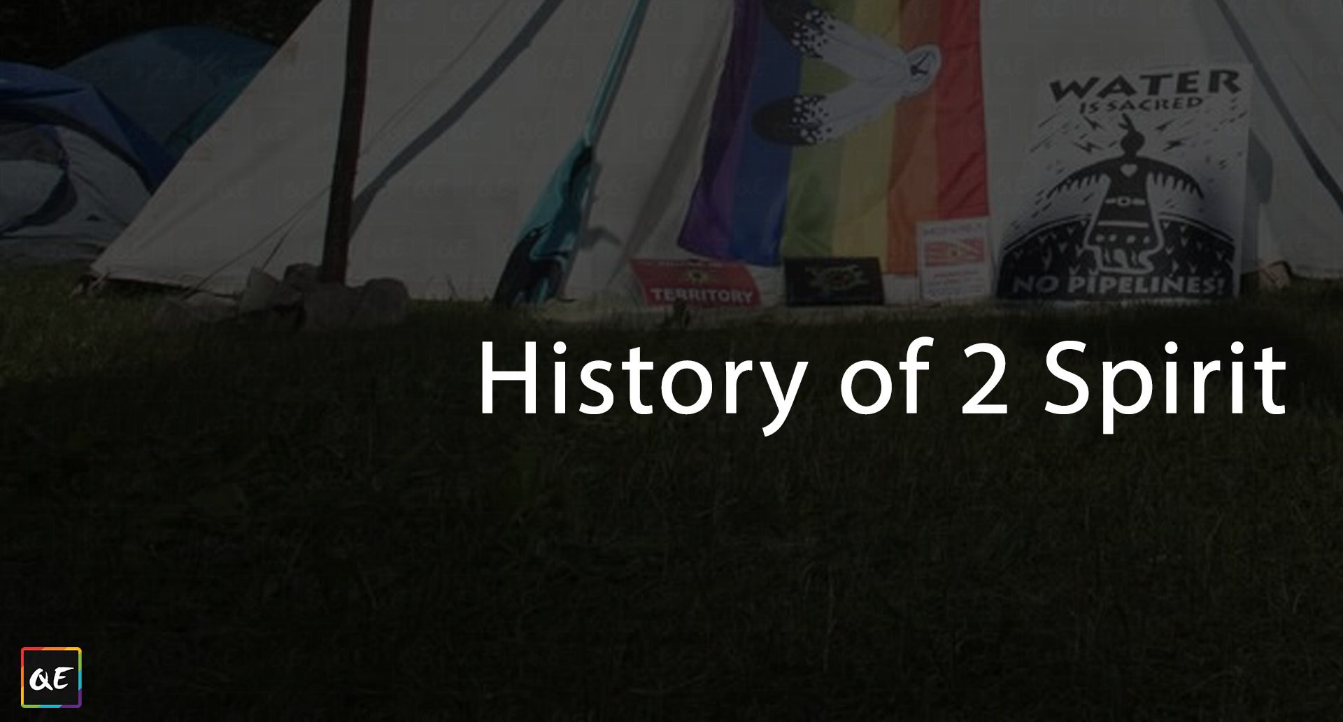 QueerEvents.ca - Queer Culture - Two-Spirit History of 2Spirit
