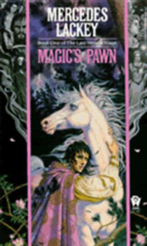 QueerEvents.ca - Queer Media - Book Cover - Magic's Pawn