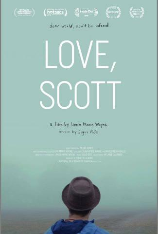 QueerEvents.ca - Film Listing - Love, Scott Film Poster image