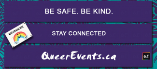 Queer Events connects the lgbt2q community