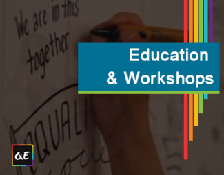 QueerEvents.ca - QE Initiative - Queer Educations & Awareness Workshops