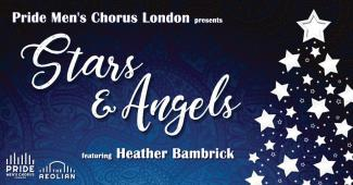 QueerEvents.ca - London event listing - Pride Men's Chorus - Stars & Angels Concert banner
