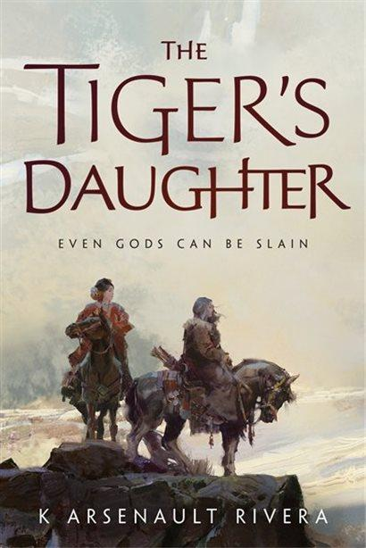 QueerEvents.ca - Queer Media - Book Cover - The Tiger's Daughter
