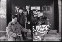 QueerEvents.ca - queer history - buddies in bad times theatre image