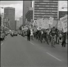 QueerEvents.ca - queer history - winnipeg pride march 1987