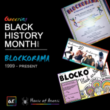 QueerEvents.ca - queer history - Blockorama
