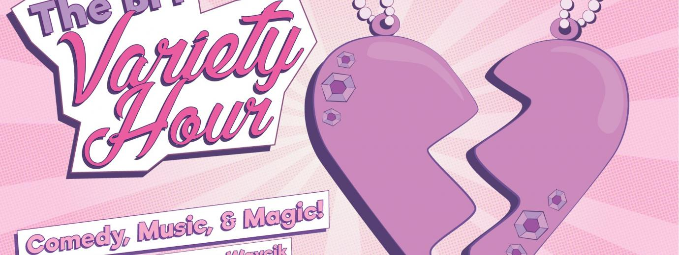 QueerEvents.ca - Toronto event listing - BFF Variety Hour