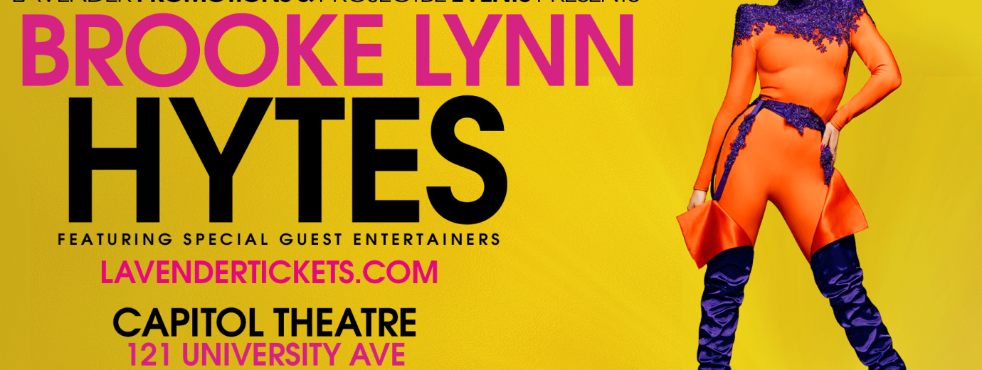 QueerEvents.ca - Windsor event listing - Brooke Lynn Hytes