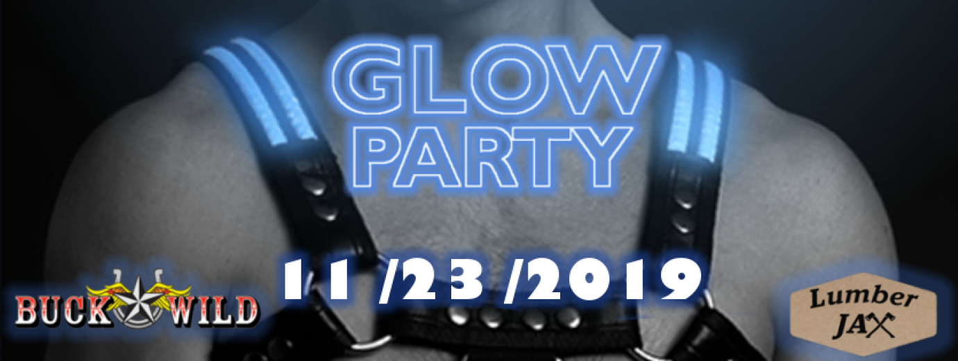 QueerEvents.ca - London event listing - Glow Party November 2019