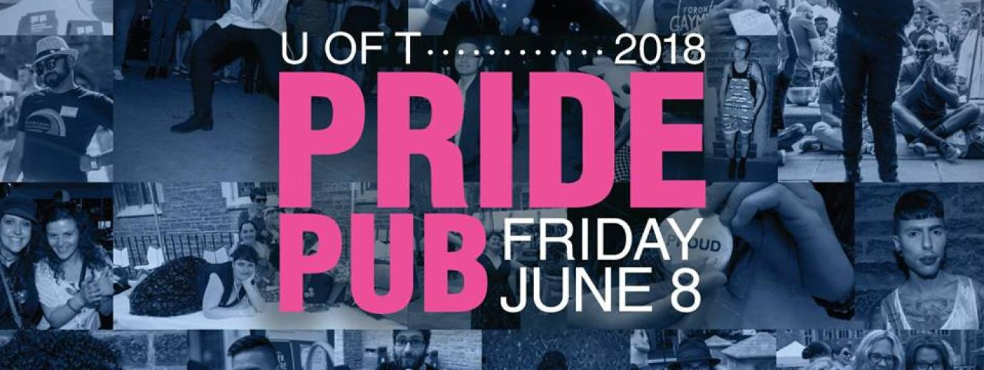 QueerEvents.ca - Pride Event Listing - U of T Pride Pub