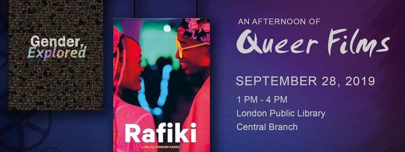 QueerEvents.ca - London event listing - Queer Films
