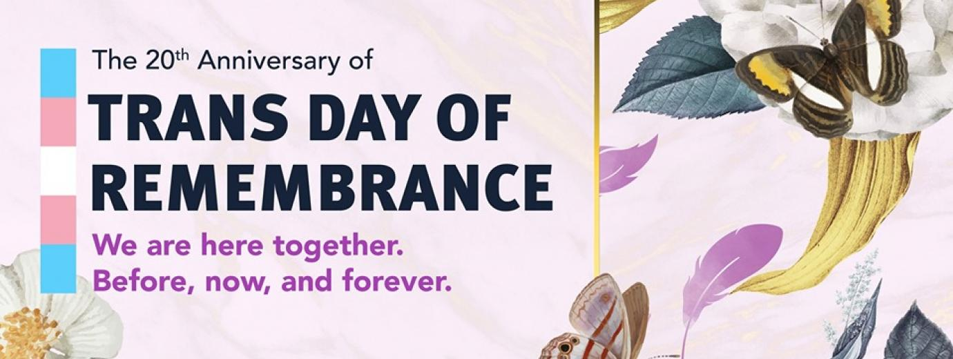QueerEvents.ca - Toronto event listing - TDOR 2019