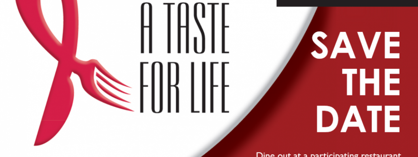 QueerEvents.ca - London event listing - Taste for LIfe 2019