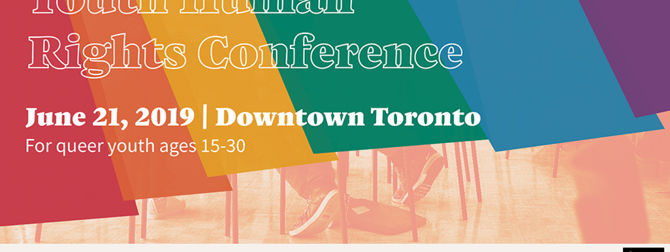 QueerEvents.ca-Toronto-Youth Conference