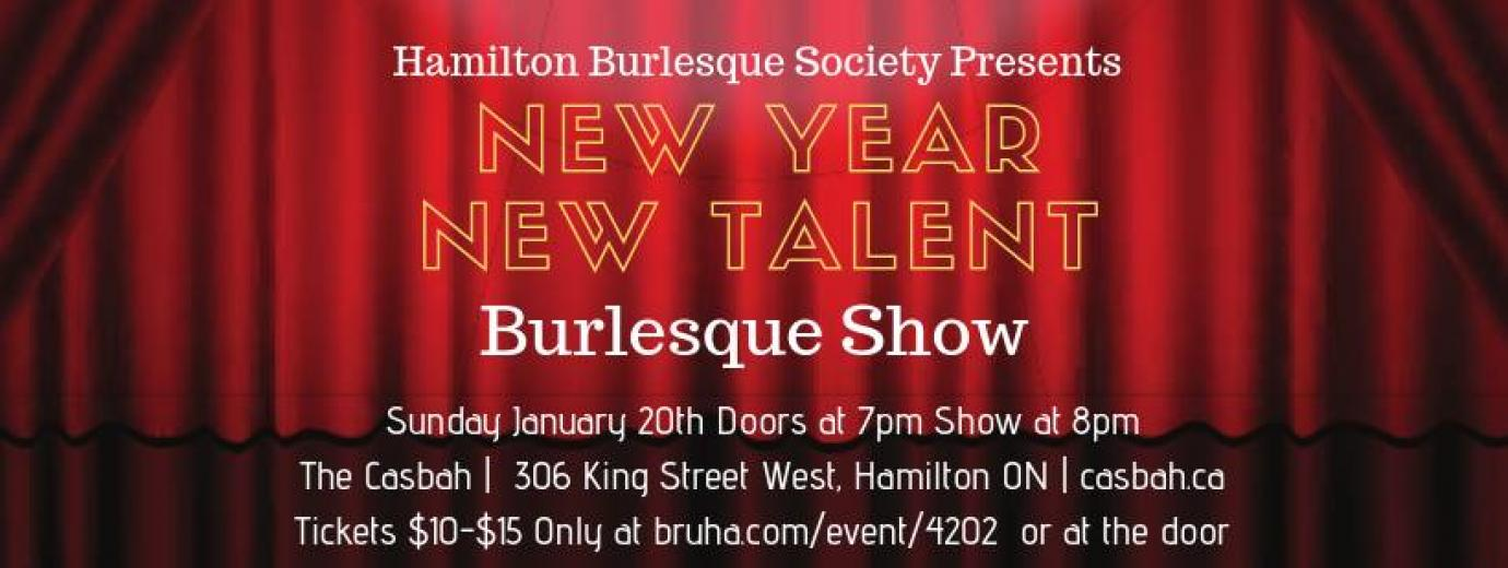 QueerEvents.ca-New Year Burlesque