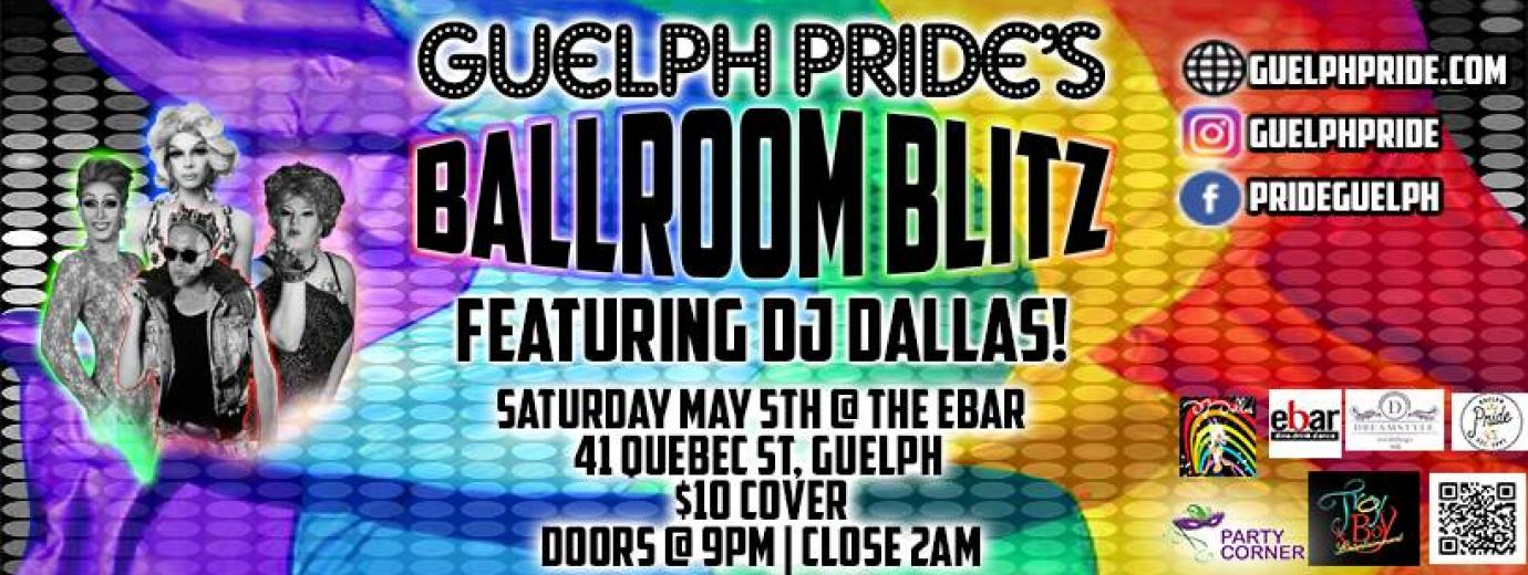 QueerEvents - Guelph Pride BallroomBlitz