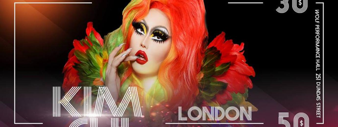 QueerEvents.ca - Banner -kim chi - drag