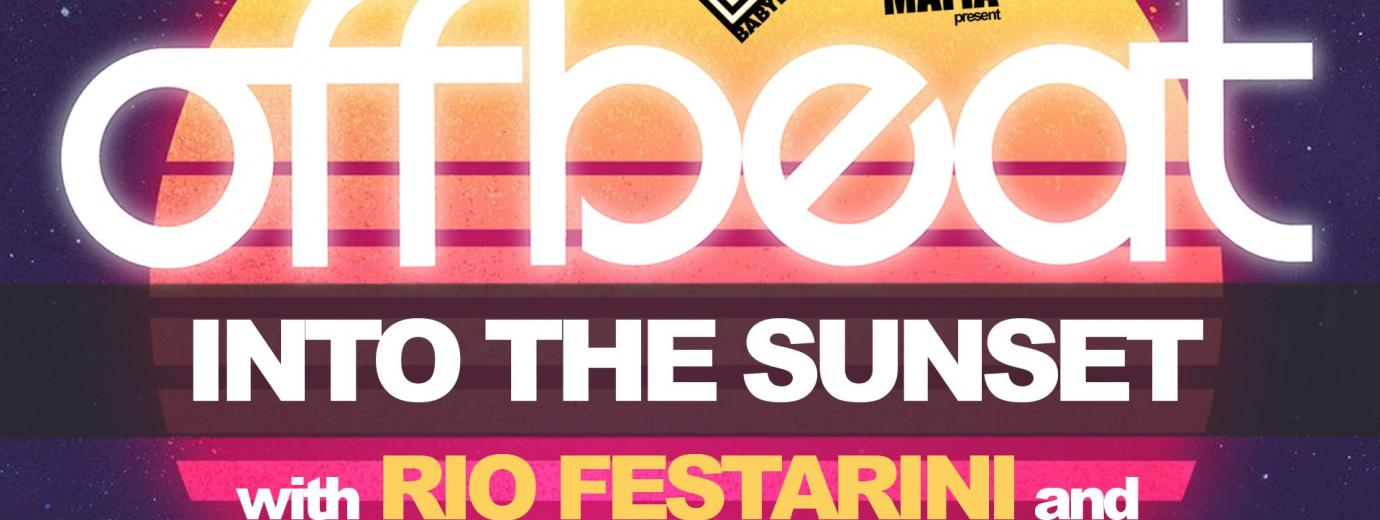 QueerEvents.ca - Ottawa event listing - Offbeat into the sunset - event banner