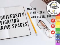QueerEvents.ca - Guelph  pride event listing -  Neurodiversity and Navigating Draining Spaces