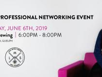 QueerEvents.ca - Guelph  pride event listing - LGBTQ2I+ Professional Networking Event