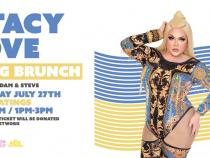 QueerEvents.ca - Hamilton event listing - Adam & Steve Drag Brunch - Xtacy Love