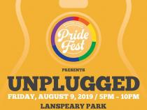 QueerEvents.ca - Windsor event listing - Unplugged - Event Poster
