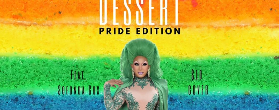 QueerEvents.ca - Hamilton event listing - Dessert Pride Edition - Event banner