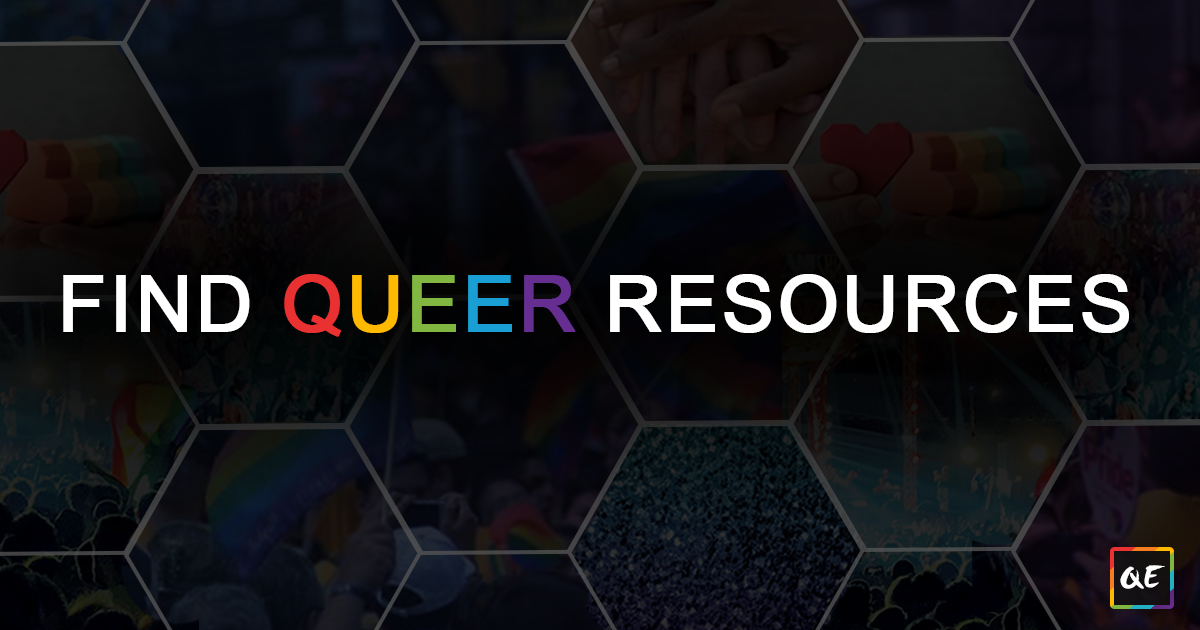 QueerEvents.ca - Find LGBT2Q+ Community Resources