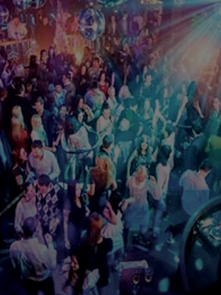 Queer Events - Find Nightlife Events - Background Image
